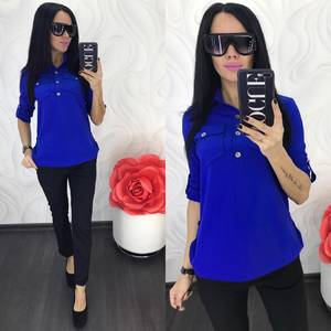 Блуза летняя Ц7050