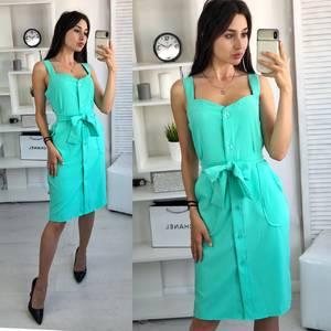 Платье короткое летнее Я7547