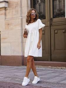 Платье короткое летнее Я7619