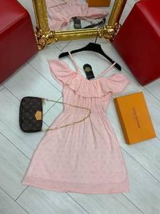 Платье короткое современное Я7792
