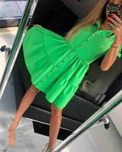 Платье короткое летнее Ч3745