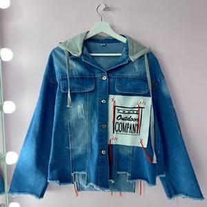 Джинсовая куртка Я2241