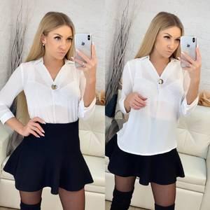 Блуза с длинным рукавом Ч8883