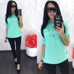 Блуза летняя Ц7051