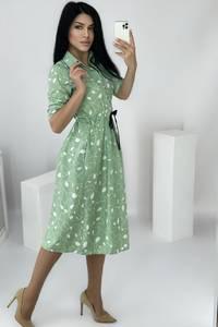Платье короткое нарядное А36626