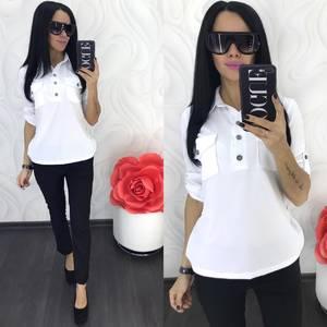 Блуза летняя Ц7052