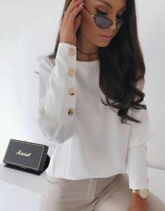 Блуза с длинным рукавом Ш8038