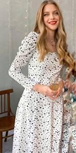Платье длинное нарядное А25531