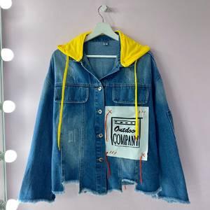 Джинсовая куртка Я2242