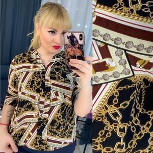 Блуза офисная Я5193