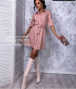 Платье короткое современное Я8244
