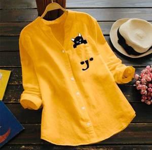 Блуза для офиса А37959