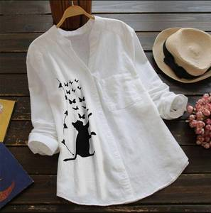 Рубашка с принтом А48775