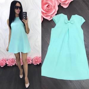 Платье короткое летнее Ц6853