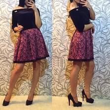 Платье П1378