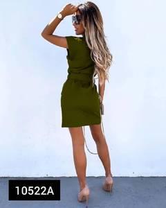 Платье короткое элегантное А45363