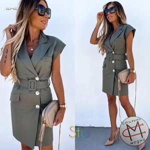 Платье короткое элегантное А45360