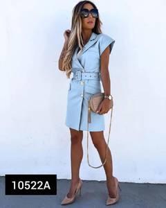 Платье короткое элегантное А45361