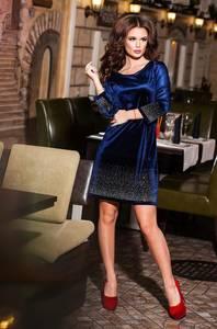Платье короткое современное А57013