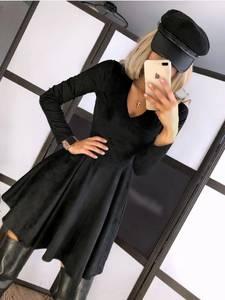 Платье короткое современное А57825