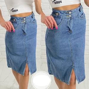 Юбка джинсовая А30298