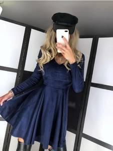Платье короткое современное А57827