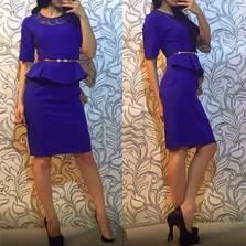 Платье П1381