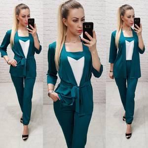Костюм модный классический А29574