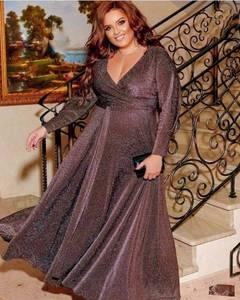 Платье длинное нарядное А57829