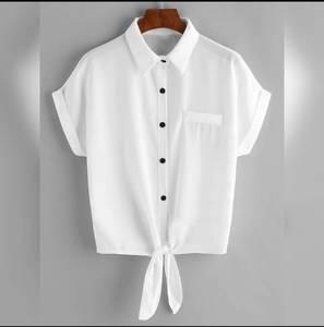 Рубашка белая А32285
