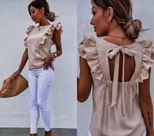 Блуза летняя А49334
