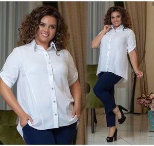 Рубашка с коротким рукавом Ю7561