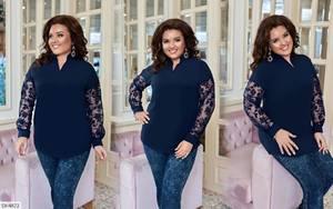 Блуза нарядная Я0766