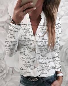 Блуза с длинным рукавом А27328