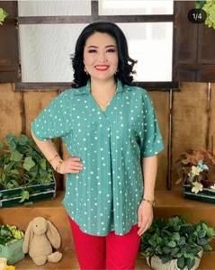 Блуза нарядная А39135