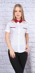 Рубашка с коротким рукавом Х7724