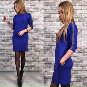 Платье короткое нарядное Я2048