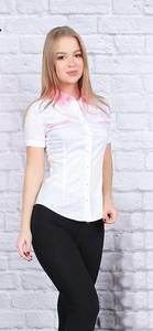 Рубашка с коротким рукавом Х7725