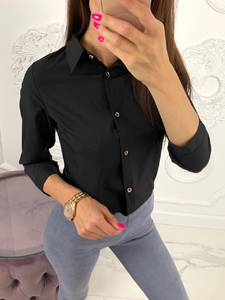 Рубашка однотонная Ю8600