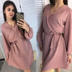 Платье короткое современное Я7960