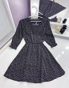 Платье короткое нарядное Я1746