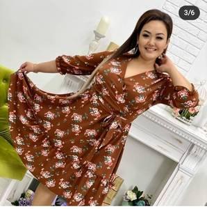 Платье короткое современное Я9168