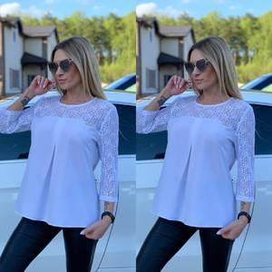 Блуза нарядная Ц9797