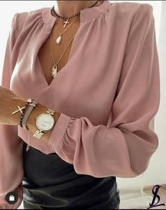 Блуза с длинным рукавом А31959
