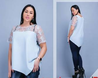 Блуза нарядная Ч2462