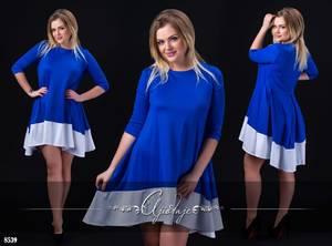Платье короткое вечернее Ч5026