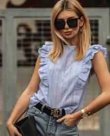 Блуза Я7559