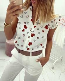 Блуза Я7561