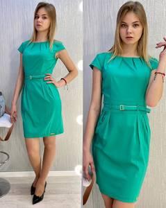 Платье короткое современное Я7647