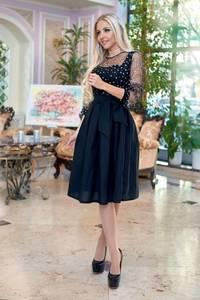 Платье короткое нарядное Ю4184